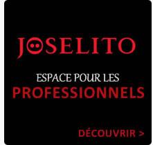 Jambon Joselito pour professionnels