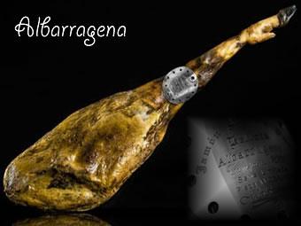 le jambon le plus cher du monde albarragena