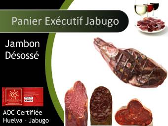 Panier Exécutif Jabugo Désossé