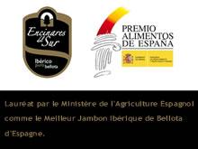 Meilleur Jambon Ibérique Pata Negra