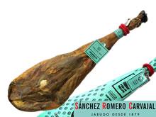Offre Pata Negra Pur Bellota Sanchez Romero Carvajal