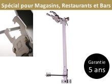 Support � Jambon Sp�cial pour Restaurants